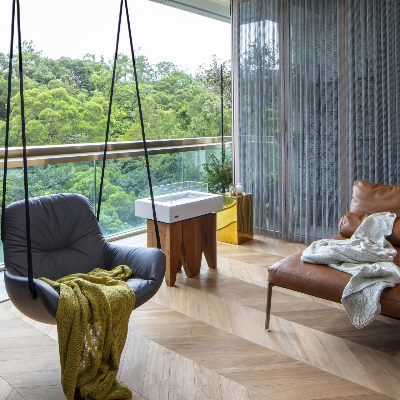 Inside a Montessori-friendly family home in Hong Kong that
