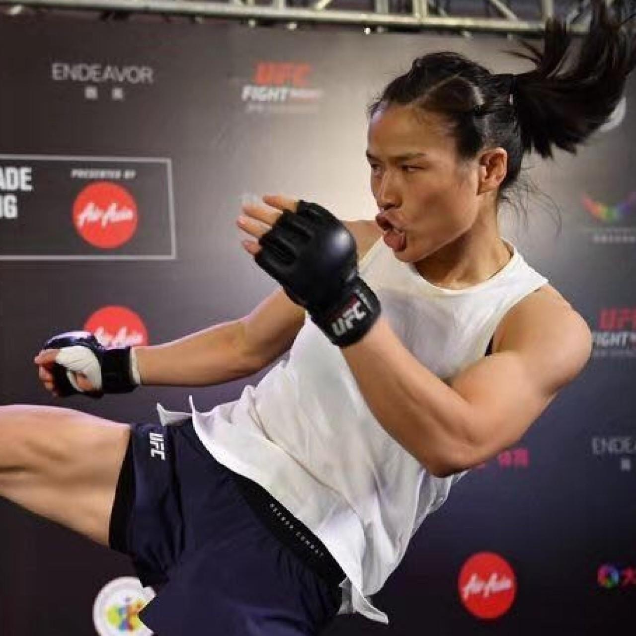 UFC Fight Night Shenzhen: Zhang Weili has world within reach