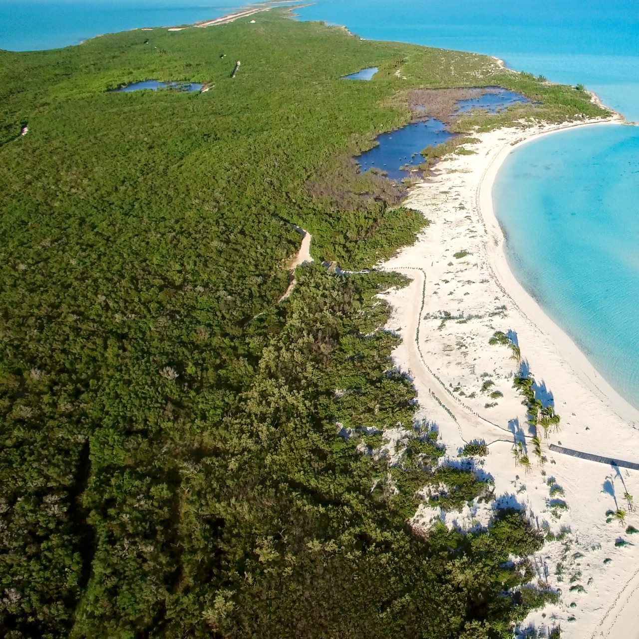 Got US$95 million? Bahamas' largest private island with its
