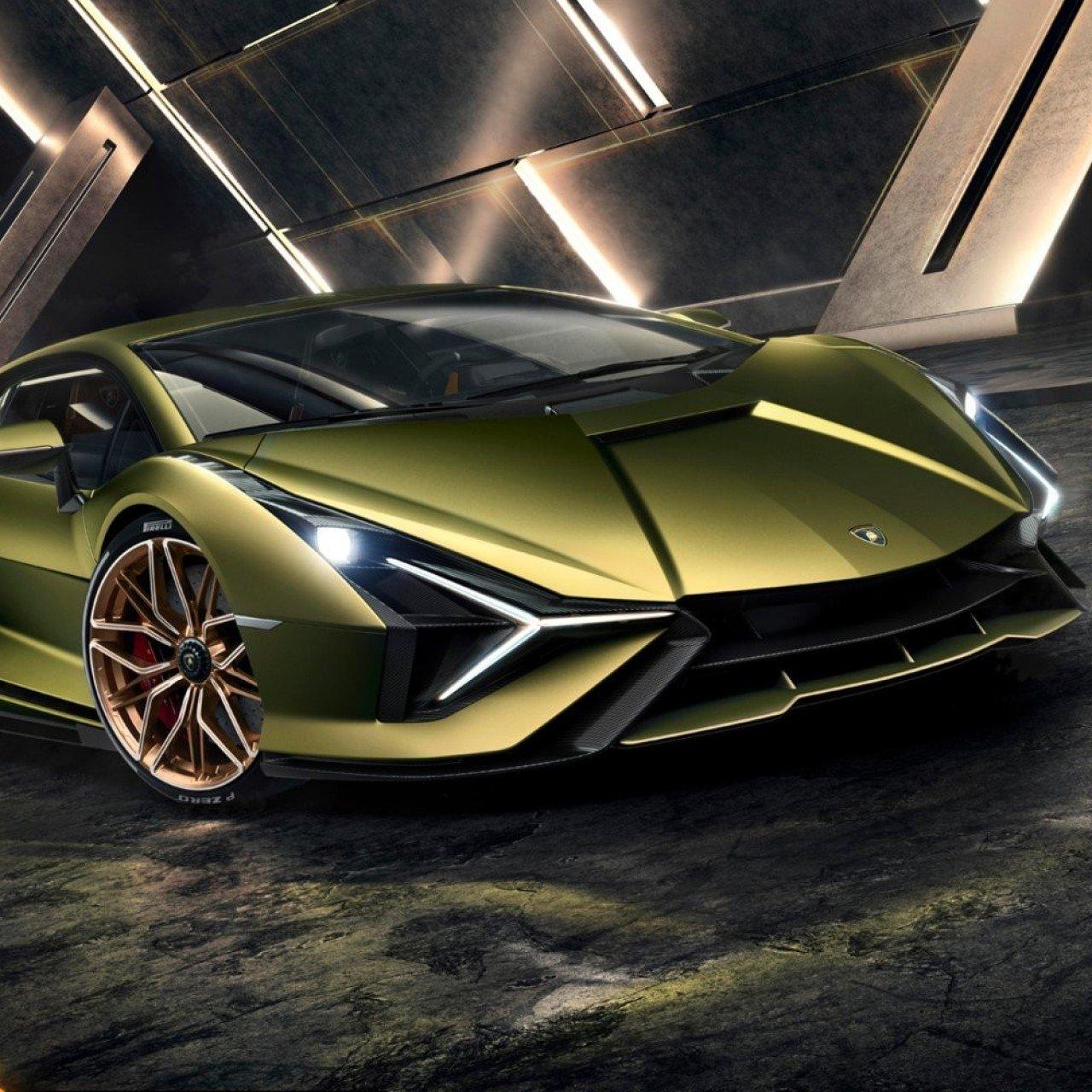 All 63 of Lamborghini's new $3 6 million Sian hybrid