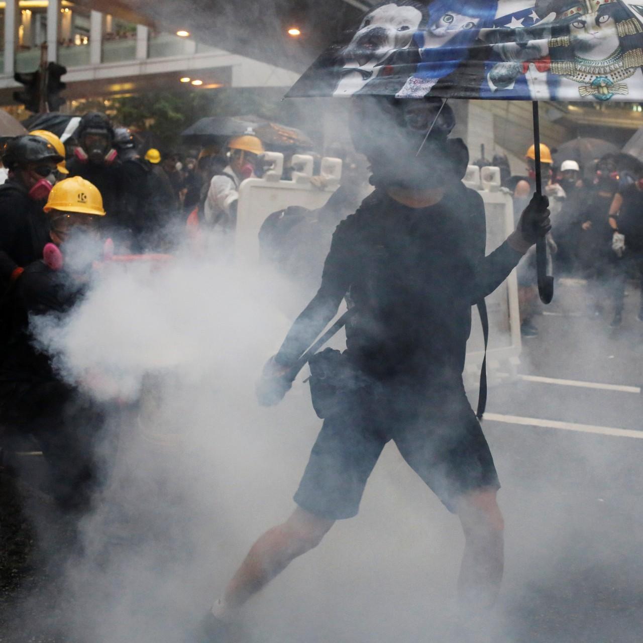 As Hong Kong protests reflect anti-mainland China sentiment