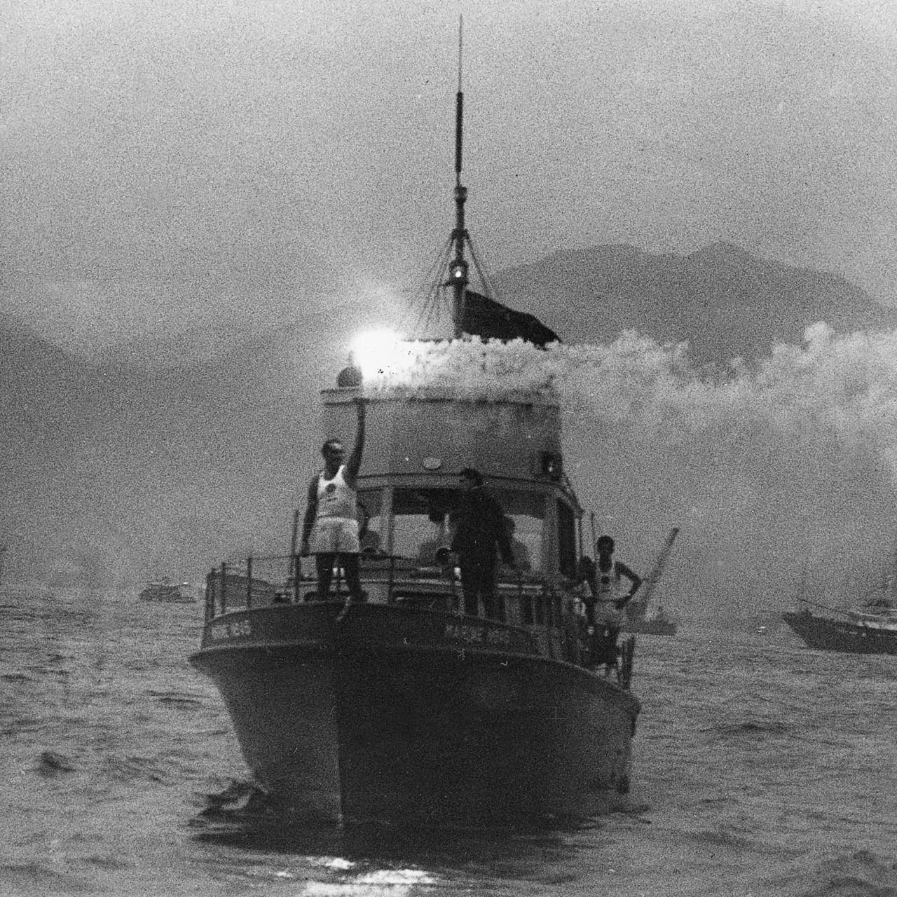 When Hong Kong's Cheung Chau Island finally got a piped
