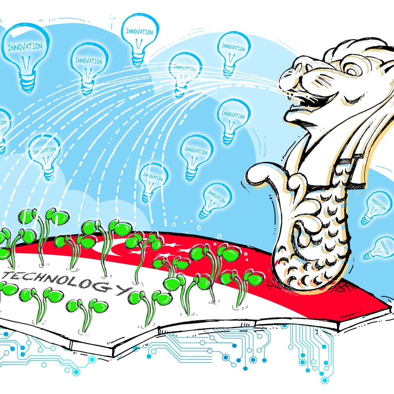 Creating an innovation culture - Singapore's not-so-secret