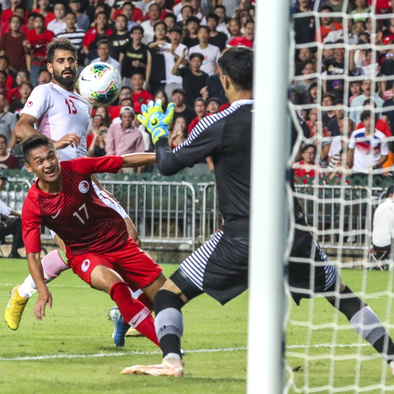 Hong Kong FA chairman says 'nothing we can do' over