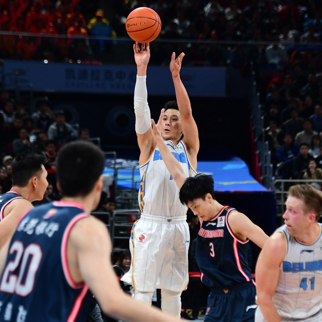 Jeremy Lin's double-double not enough as Beijing Ducks lose to ...