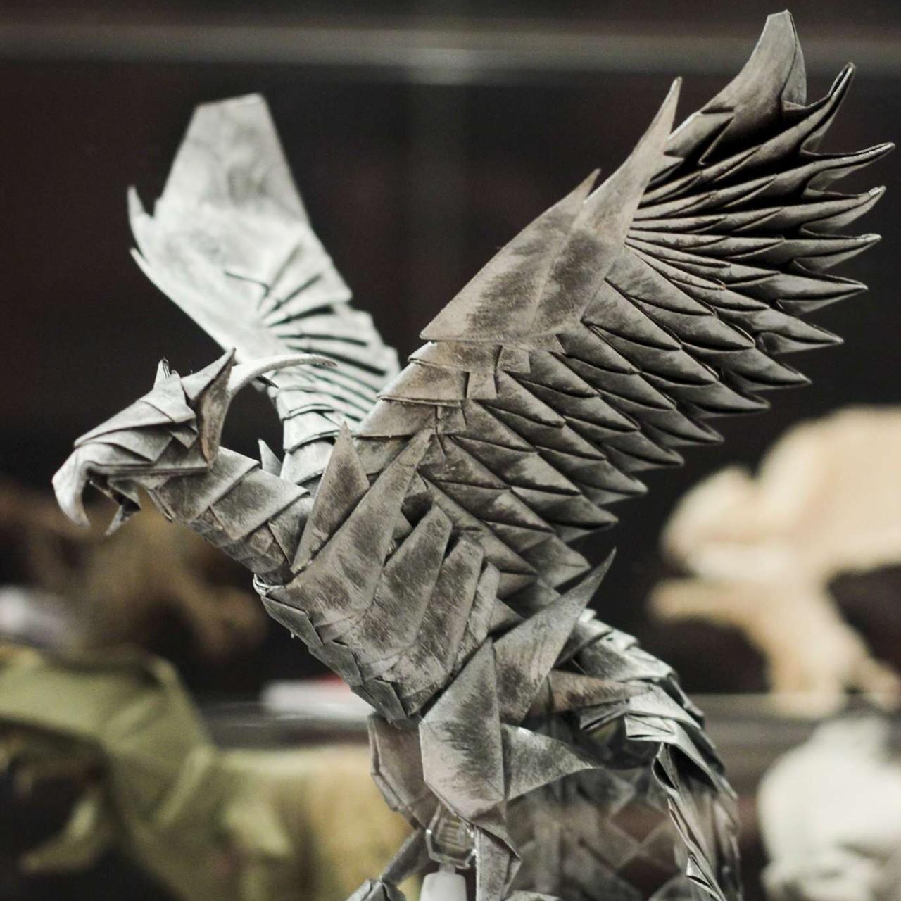 Masters of Paper Art and Paper Sculptures, Vol. 2   Arte com ...   1280x1280