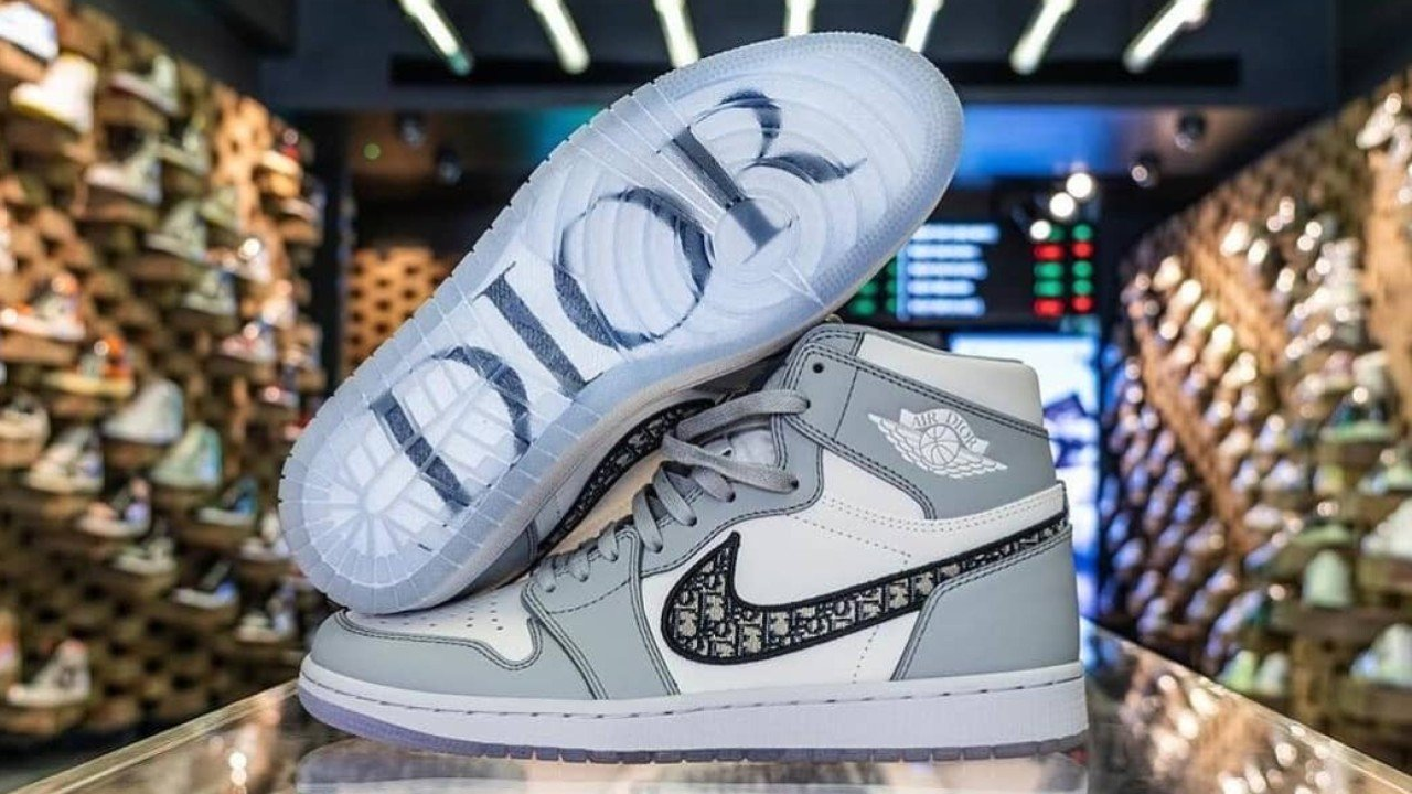 Dior x Nike Air Jordan 1 sneakers, loved by Kylie Jenner and re ...