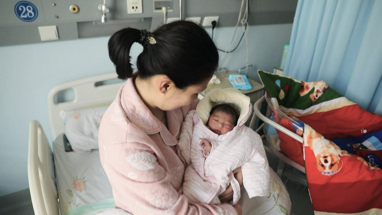 China faces demographic challenge as birth rate drops despite government efforts