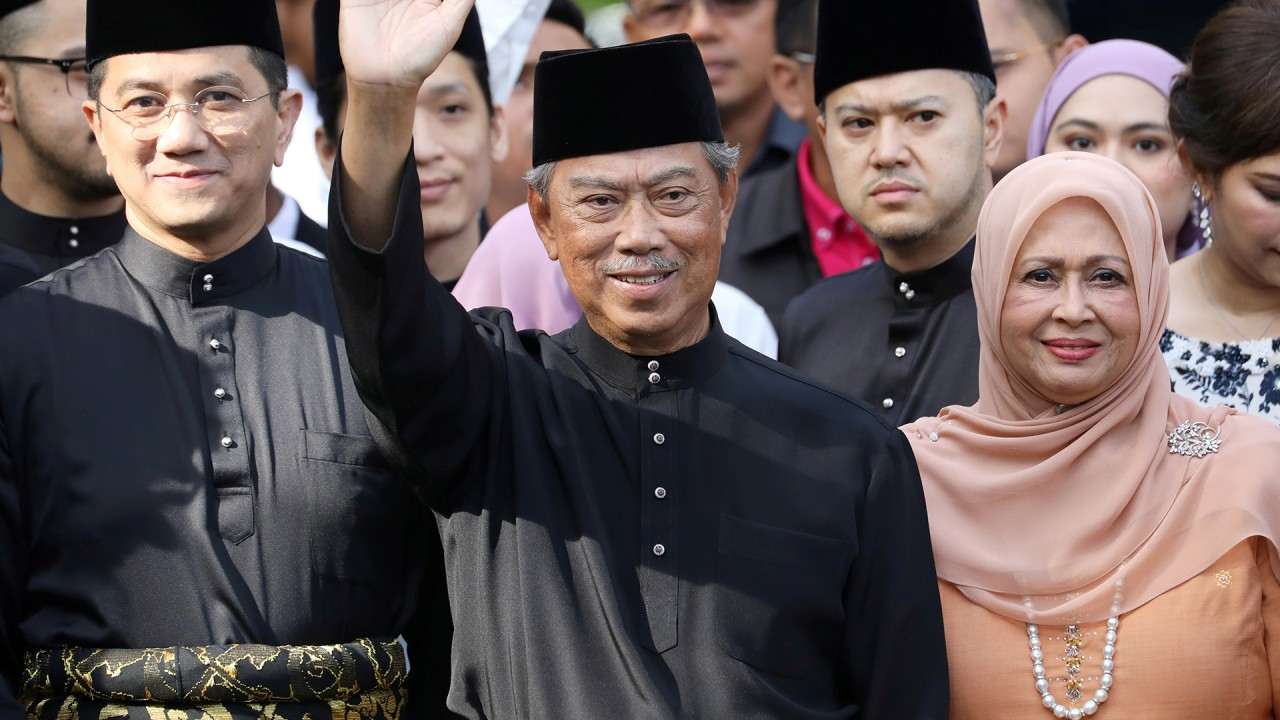 Muhyiddin Yassin appointed as Malaysia's new PM sparking fears of return to 'Umno politics'
