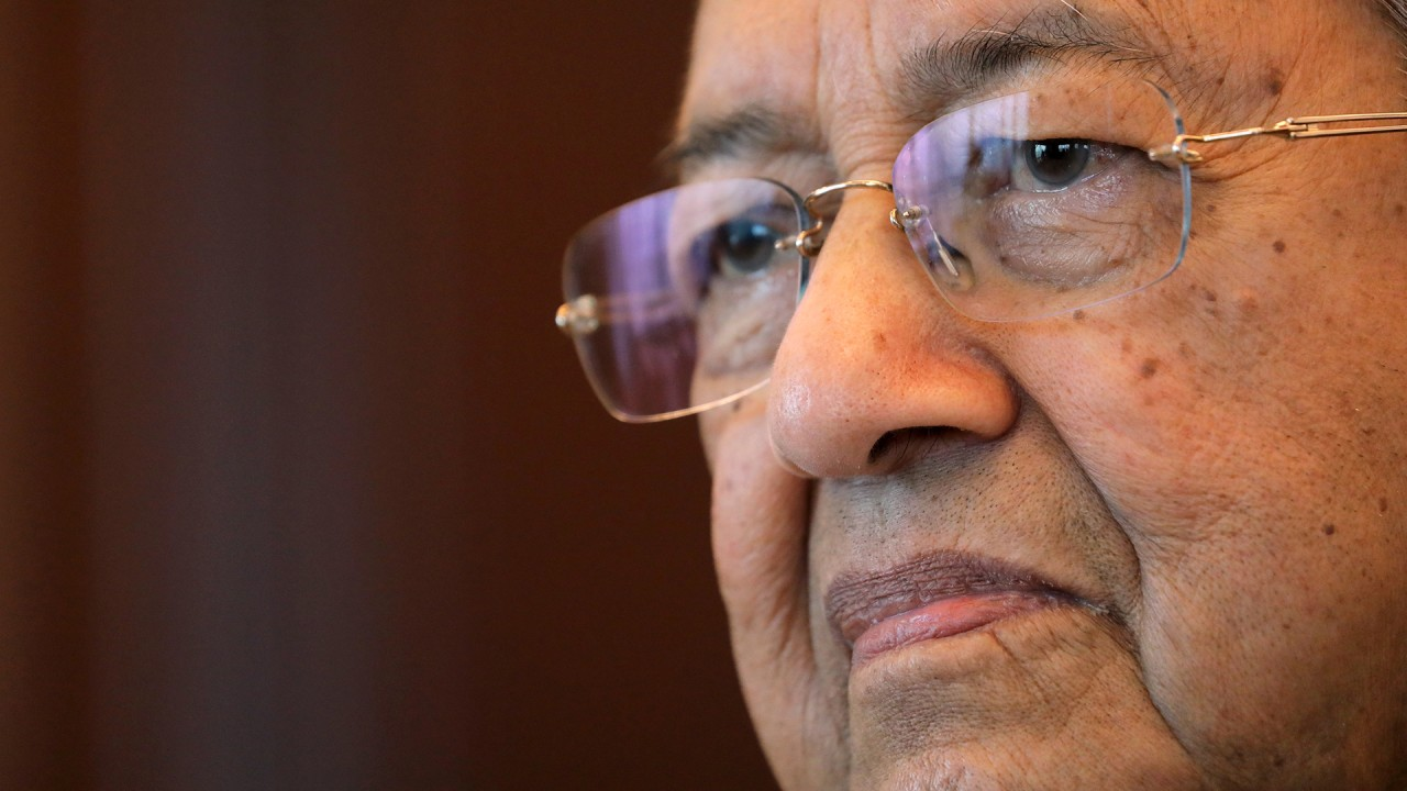 Mahathir Mohamad on Malaysia's politics, US-China relations and the pandemic