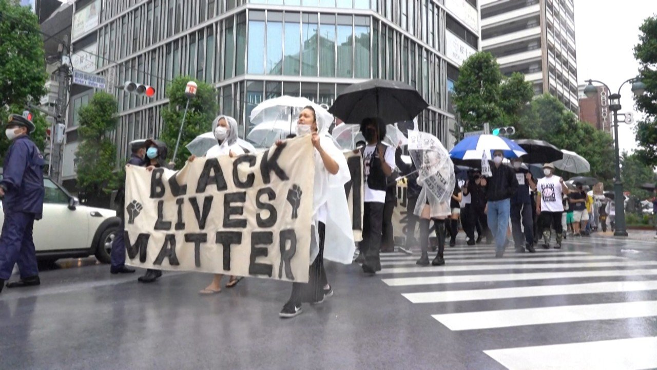 Black Lives Matter protests held across Asia