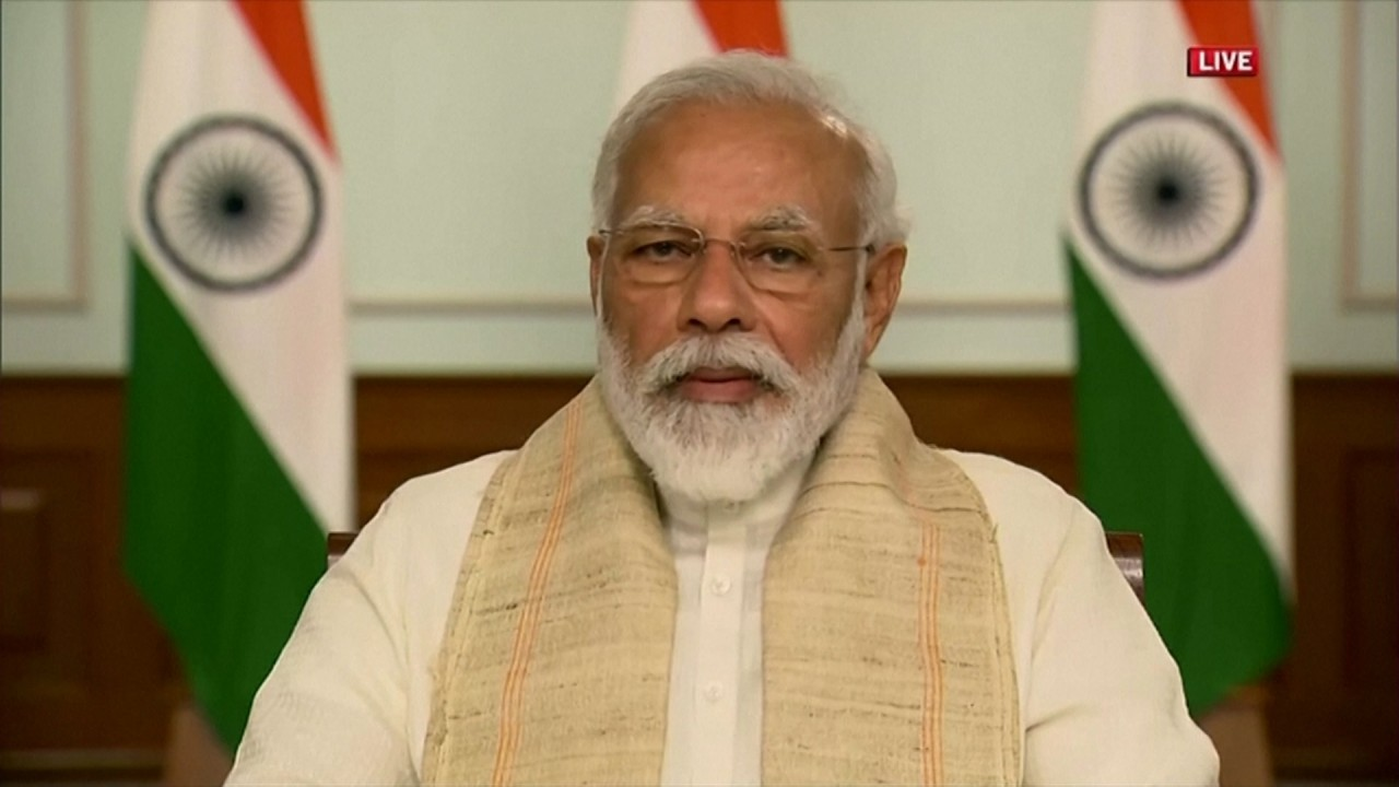 Modi says India wants peace with China, but will provide 'appropriate response' if provoked