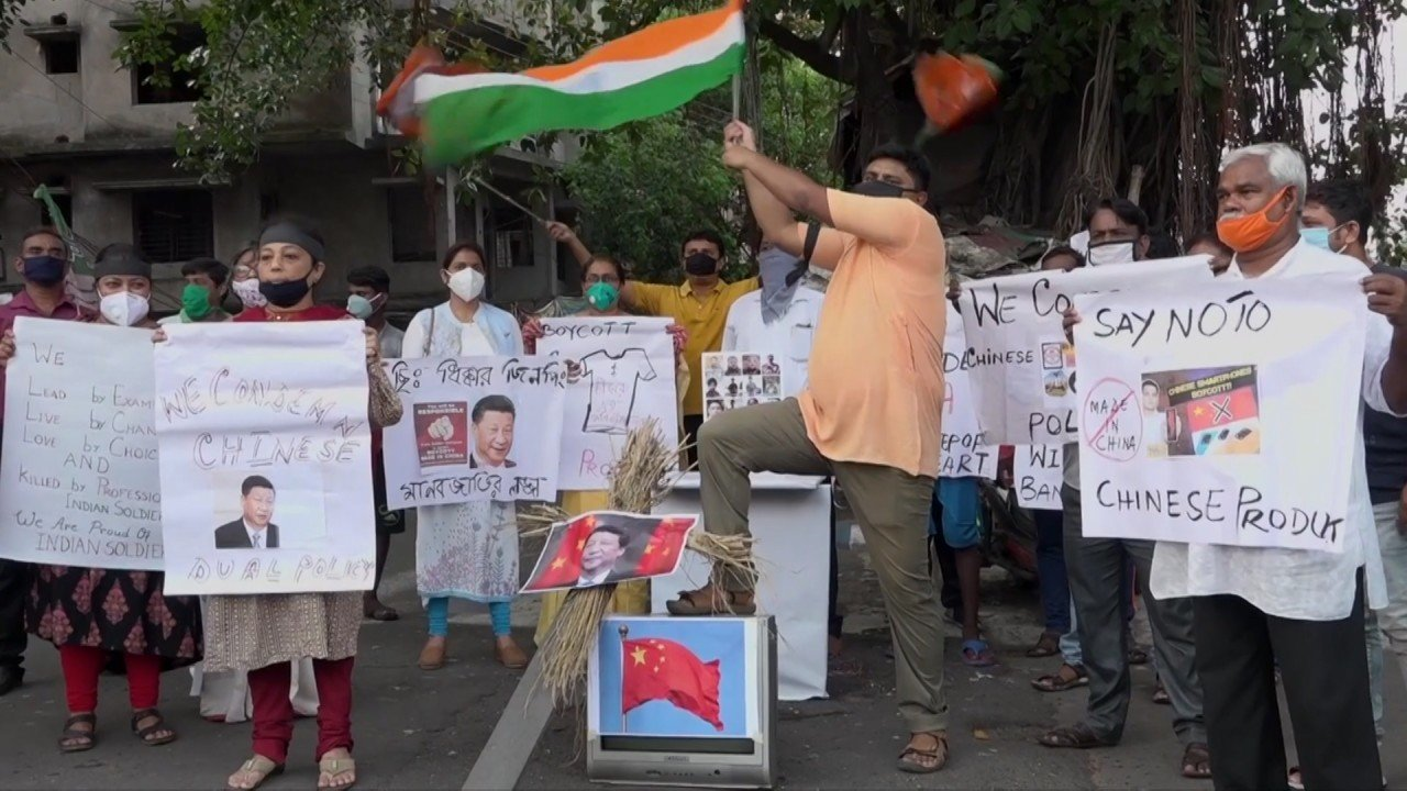 Indians call for boycott of Chinese goods after deadly border clash with China