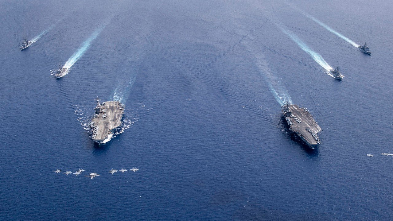 US, China may 'stumble' into conflict in South China Sea, war game  scenarios suggest | South China Morning Post