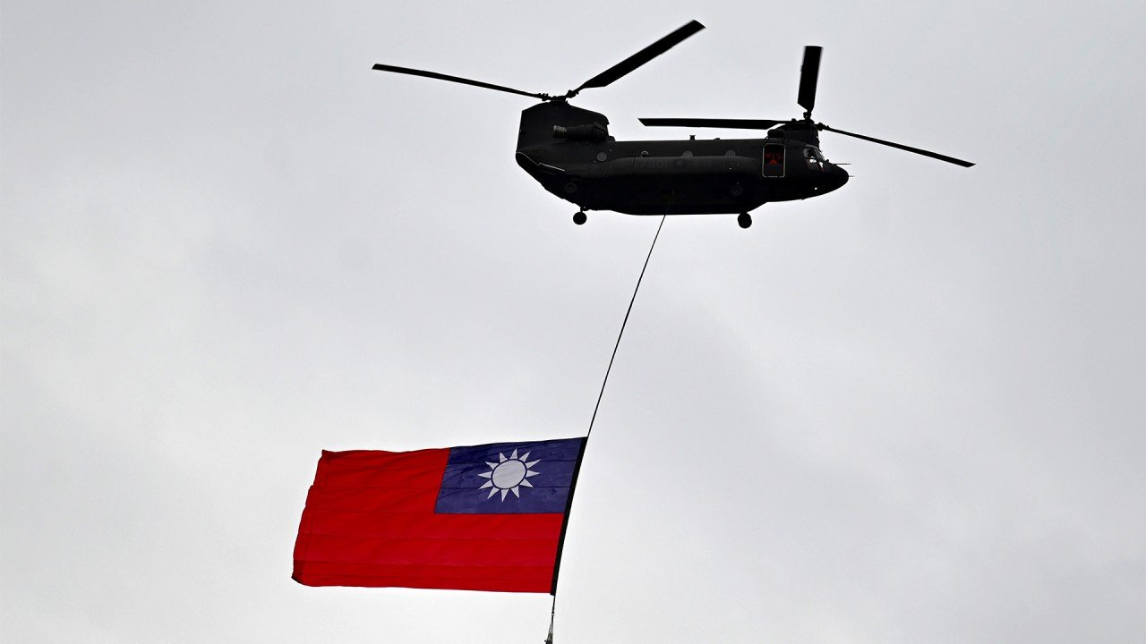 China threatens retaliation over US plans to supply Taiwan with arms