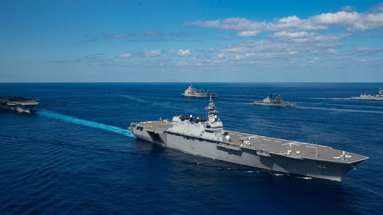 Japan-US hold joint military drills including cyberwarfare training as concerns about China grow