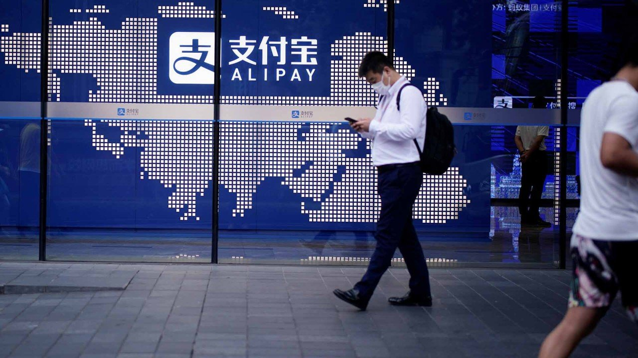 Ant Group reaches deal with China's financial regulators ...