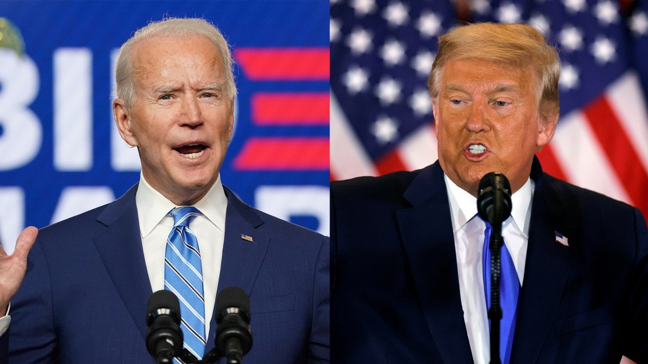 US presidential election 2020: legal challenges as momentum shifts from Trump to Biden