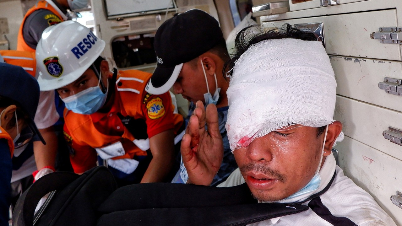 Myanmar anti-coup protesters plan their largest mass rally yet after deadly clash with military